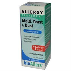 Bio-Allers 82181 1x1 Oz Mold Yeast Dust