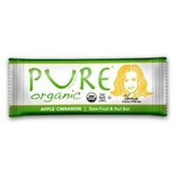 Pure Bar 33676 Organic Apple Cinnamon Raw Bar