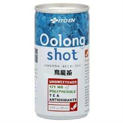 Ito En Tea Oolong Shot (30x6.4 OZ)