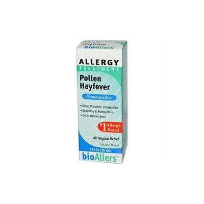 Bio-Allers Allergy Treatment Pollen Hayfever 1 fl oz