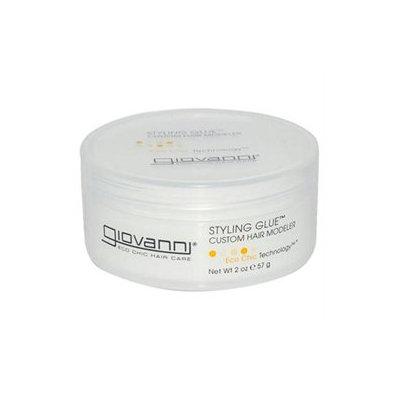 Styling Glue, Custom Hair Modeler, 2 oz, Giovanni Cosmetics