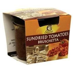 Gaea Sundried Tomato Bruschetta (6x3.53 Oz)