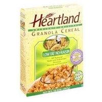 Heartland Granola Cereal Low Fat Raisin - 14 oz