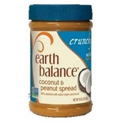 Earth Balance Coconut and Peanut Spread Crunchy