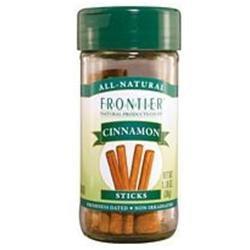 FRONTIER HERB 2 4 Inch Whole Cinnamon Sticks