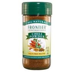 Frontier Natural Products - Chili Powder Fiesta - 1 lb.