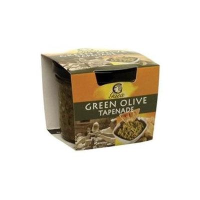 Gaea Green Olive Tapenade (6x3.53 Oz)