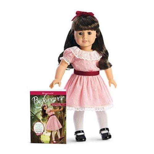 American Girl - Beforever Samantha Doll & Paperback Book
