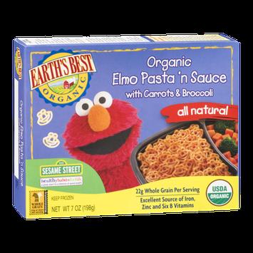 Earth's Best Organic Elmo Pasta 'n Sauce with Carrots & Broccoli
