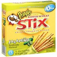 Pringles : Baked Wheat Stix Jalapeno Snack