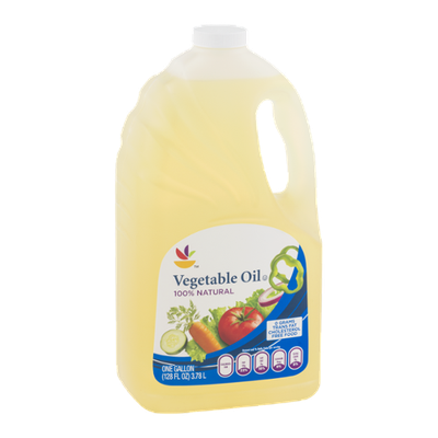 Ahold Vegetable Oil 100% Natural