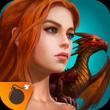Kabam Dragons of Atlantis: Heirs of the Dragon