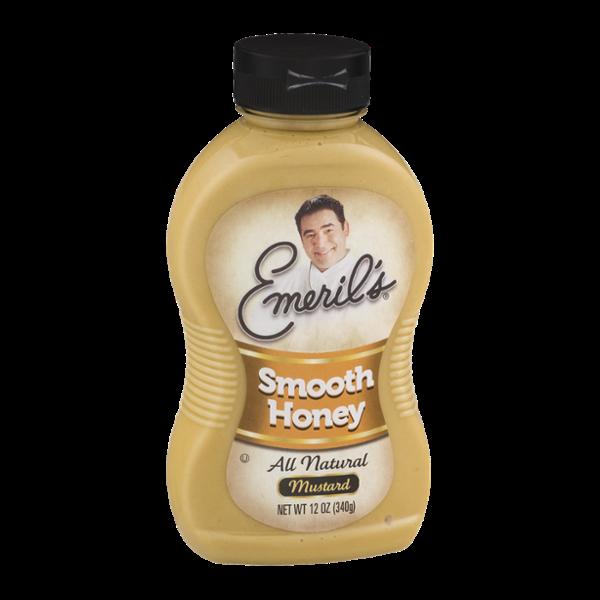 Emeril's Mustard Smooth Honey
