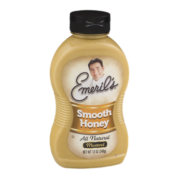 Emeril's Mustard Smooth Honey