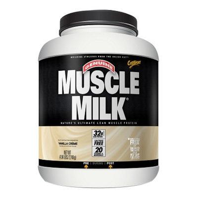 CytoSport Muscle Milk Protein Powder, Vanilla Creme, 4.96 lbs
