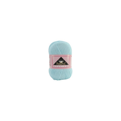 Spinrite Phentex Sport Solids Yarn-Popsicle Blue