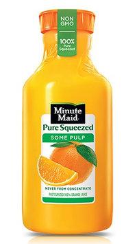 Minute Maid® Pure Squeezed Some Pulp Orange Juice