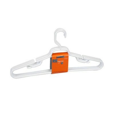 Merrick Engineering Extra Large Hangers 3-pk. - White