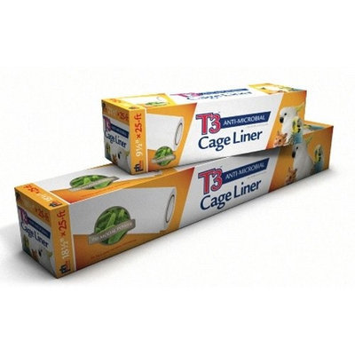 Prevue Pet Products Cage Liner Paper Rolls - 100' x 18