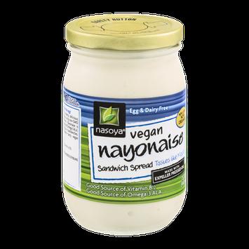 Nasoya Vegan Nayonaise Sandwich Spread