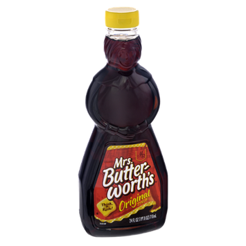 Mrs. Butter-Worth's Original Syrup