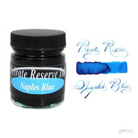 Private Reserve 66 ml Bottle Fountain Pen Ink, Naples Blue