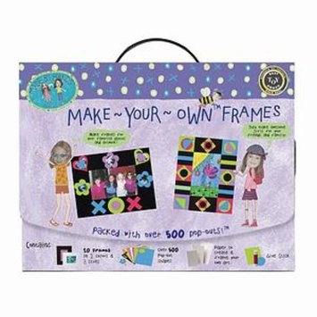 Made By Hands Make Your Own Frames Ages 5+