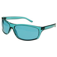 Biowaves Aqua (Turquoise) Color Therapy Glasses, Pro Style [Available in Other Colors]