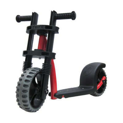 National Sporting Goods YBIKE Glider - Red/Black