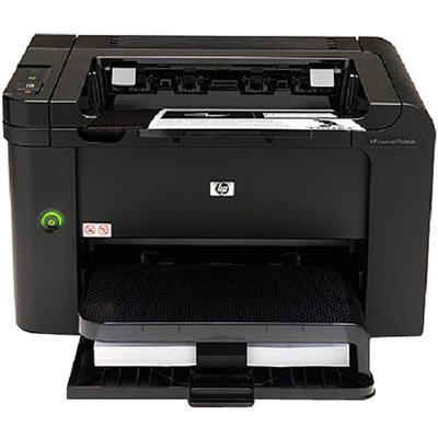 HP LaserJet Pro P1606DN Laser Printer with Auto Duplex Printing HEWCE749A