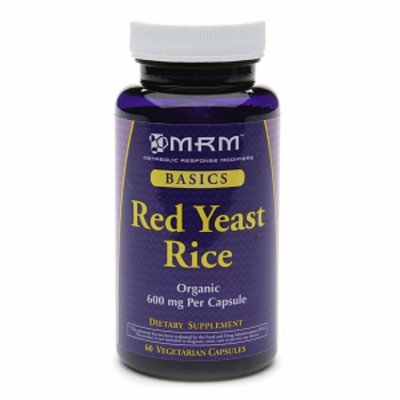 MRM Red Yeast Rice