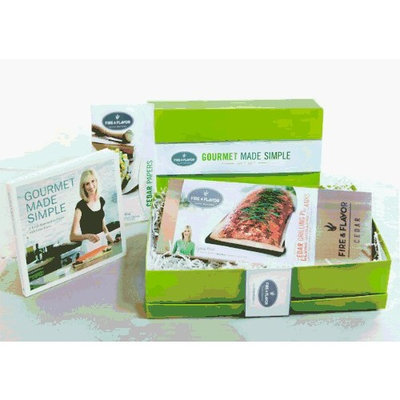 Fire & Flavor Gourmet Made Simple Gift Set