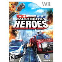 Ubisoft Emergency Heroes - Nintendo Wii