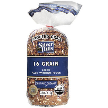 Silver Hills Bakery 16 Grain Bread, 15ct