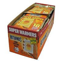 HeatMax Super HotHands Hand & Body Warmers