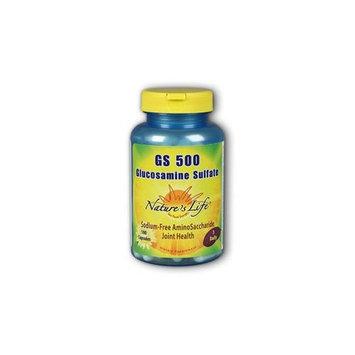 Glucosamine Sulfate 500mg Nature's Life 100 Caps