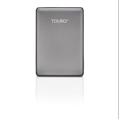Hgst, A Western Digital Company HGST Touro S 1TB 7200RPM High-Performance Portable Drive, Platinum (0S03694)