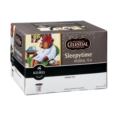 Celestial Seasonings Sleepytime Herbal Tea Keurig Brewed K-Cups - 12 CT