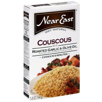 Generic Near East Roasted Garlic & Olive Oil Couscous, 5.8 oz (Pack of 12)