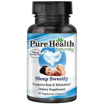 Pure Health Sleep Sweetly Dietary Supplement Capsules