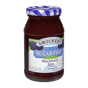 Smucker's Sugar Free Seedless Blackberry Jam