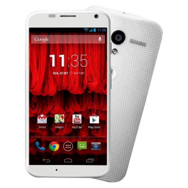 Motorola Moto X Factory Unlocked Cell Phone for GSM Compatible - White