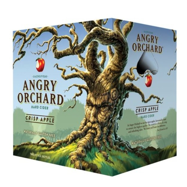 Angry Orchard Cider