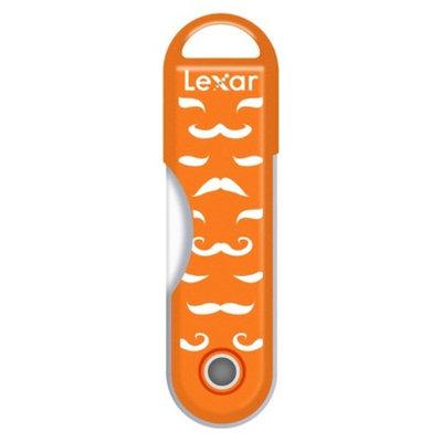 Lexar 16GB Characters USB Flash Drive - Orange (JDTTC16BTR)
