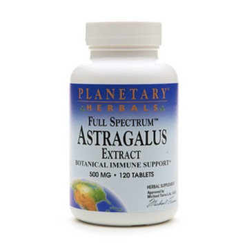Planetary Herbals Full Spectrum Astragalus Extract 500mg