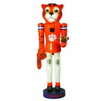 SWS Nutcracker Clemson - Mascot Nutcracker - Number 1 Fan