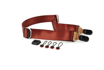 Peak Design Slide Camera Strap Summit Edition Lassen SL-L-2 Red Tan