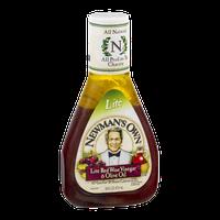 Newman's Own Lite Red Wine Vinegar & Olive Oil Dressing