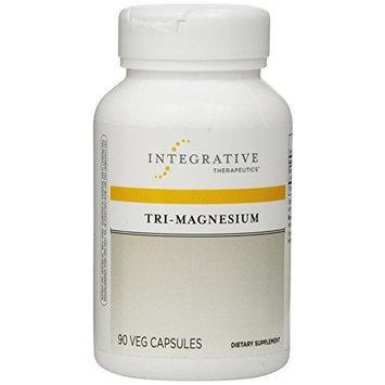 Integrative Therapeutic's Integrative Therapeutics - Tri-Magnesium - 90 veg. caps (Premium Packaging)