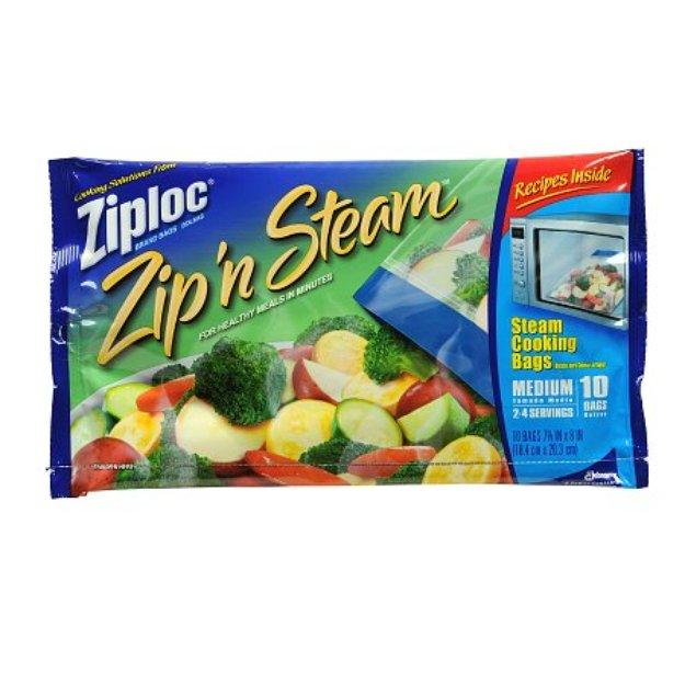 Ziploc Zip 'n Steam